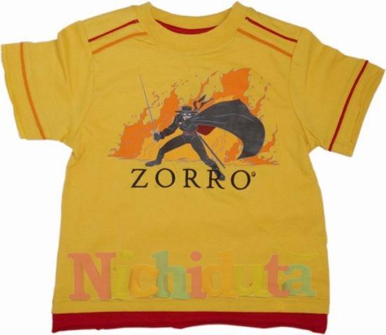 Tricou licenta Zorro