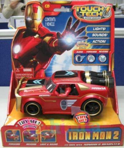 Vehicul mic Echipa Super Eroilor cu Touc