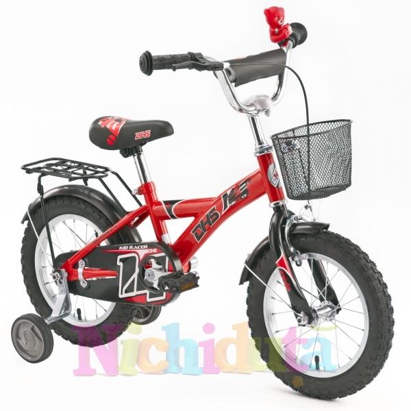 Bicicleta Copii Kid Racer 14
