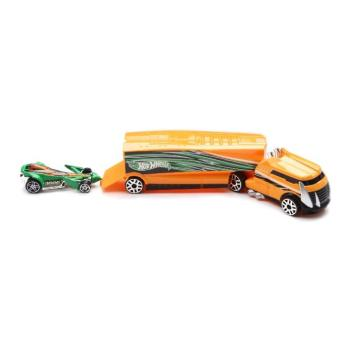 Camion cu remorca, Hot Wheels - Swamp Ra