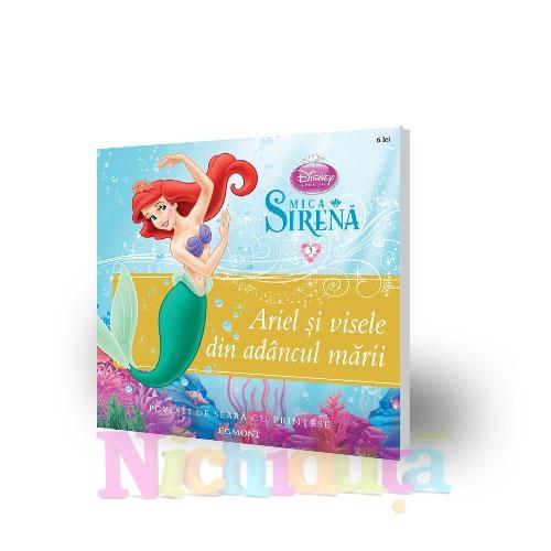 Carte Mica Sirena - Ariel si Visele din Adancul Marii