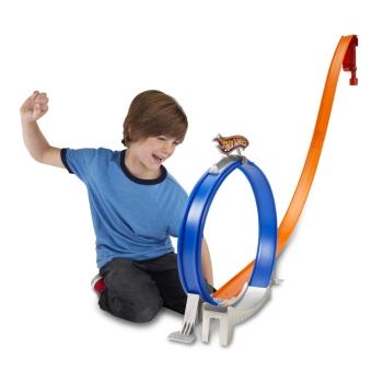 Circuit Gravitatie Hot Wheels - LoopJu