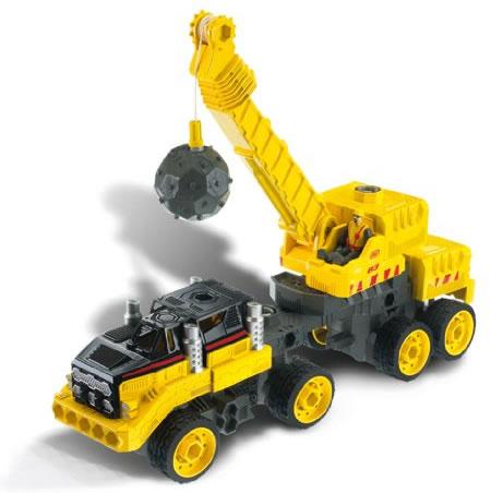 Mega Rig-Masina de demolat