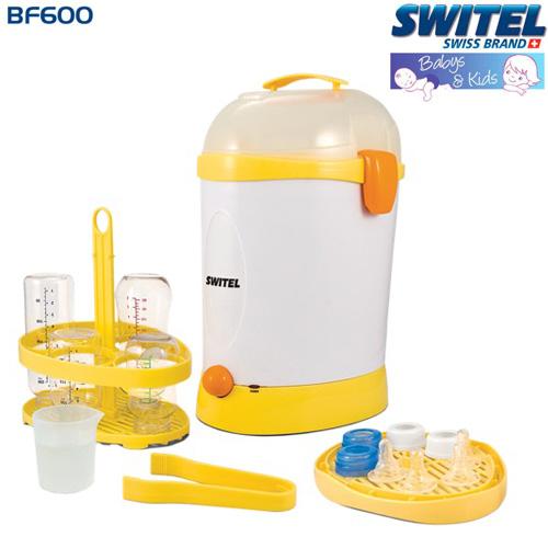 Sterilizator electric pentru biberoane S