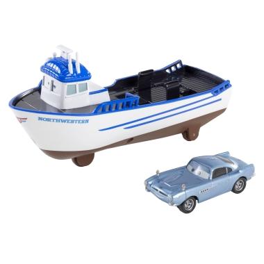 Transporter cu schimbare rapida Cars 2 -