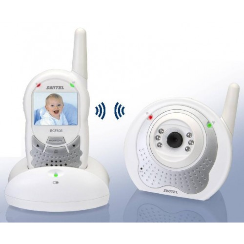 Videointerfon BCF805 Switel imagine