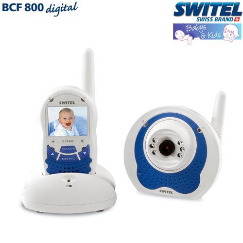 Videointerfon Switel BCF800 imagine