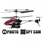 Mini elicopter cu telecomanda si CAMERA VIDEO, Syma S107C