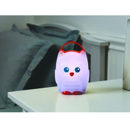 Lampa de veghe portabila Lindam