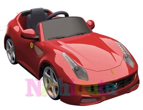 Masinuta electrica Ferrari FF