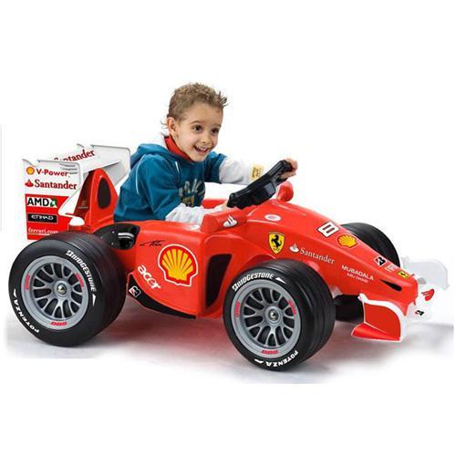 Masinuta cu Acumulator 6V Ferrari F12