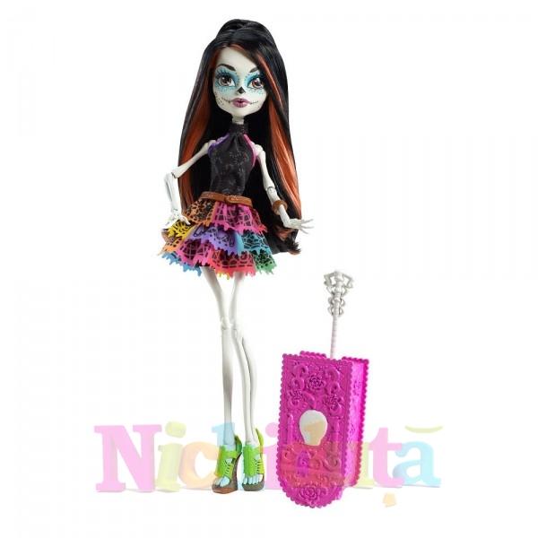 Papusa Monster High - Plimbarete NEW - S
