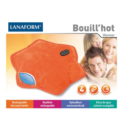 Perna cu apa calda BouillHot Lanaform
