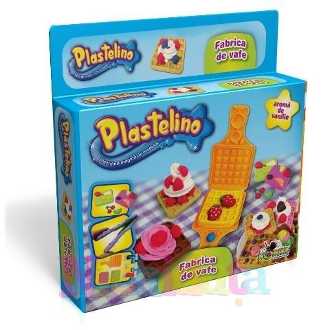 Plastelino - Fabrica de Vafe - Set de Plastilina