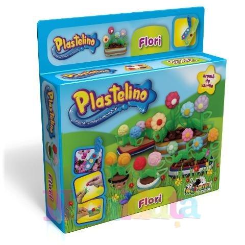 Plastelino - Flori - Set de Plastilina