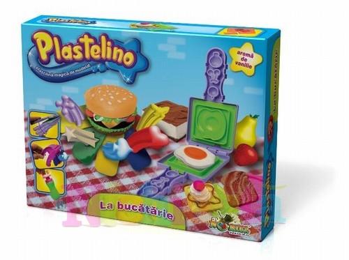 Poza Plastelino - La Bucatarie - Set de Plastilina
