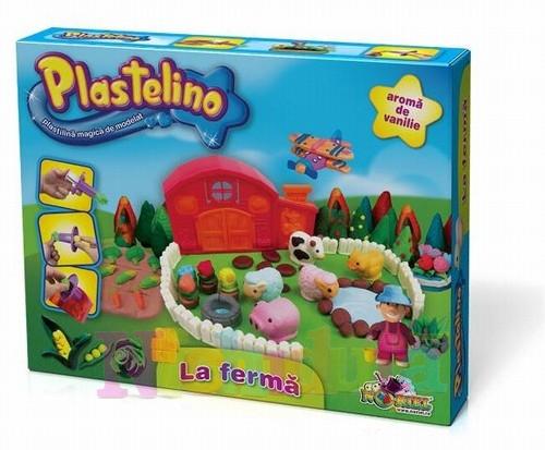 Plastelino - La Ferma - Set de Plastilina