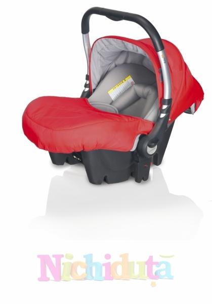Scaun auto New Baby Zero Plus Scarlet