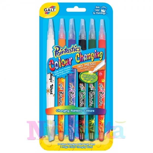 Set 5 stilouri acuarele elmer paintastic