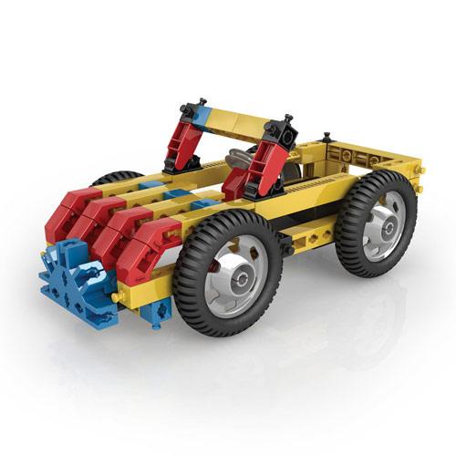 Set inginerie 25 modele cu motor Engino