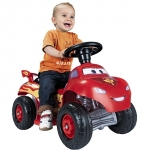Quad Cars Lightning McQueen