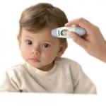 Termometru pentru bebelusi 4 in 1