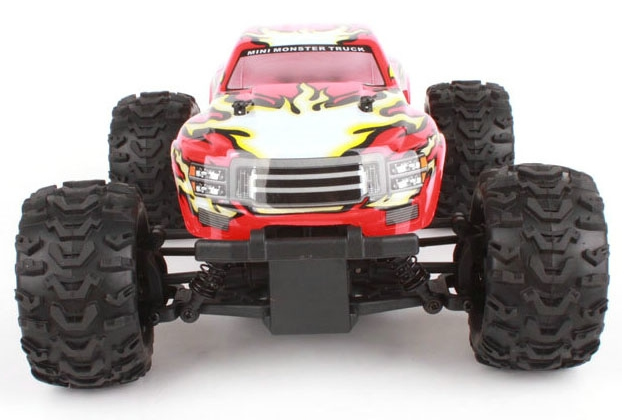 Amax - Monster Truck 4x4, 2,4 GHz, Scara 1:18