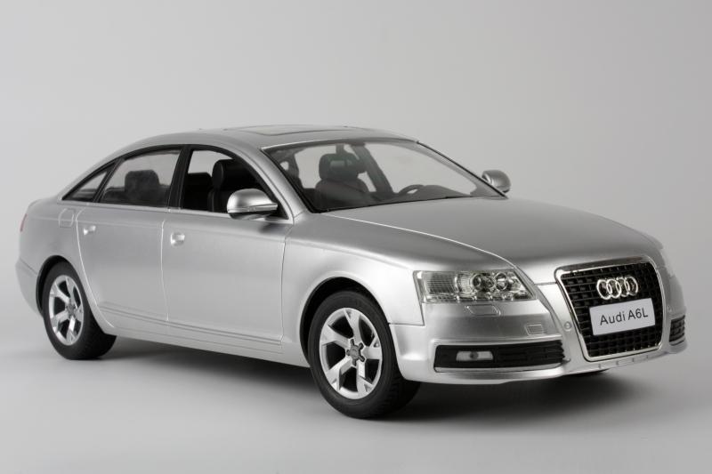 Audi A6 cu telecomanda, Scara 114
