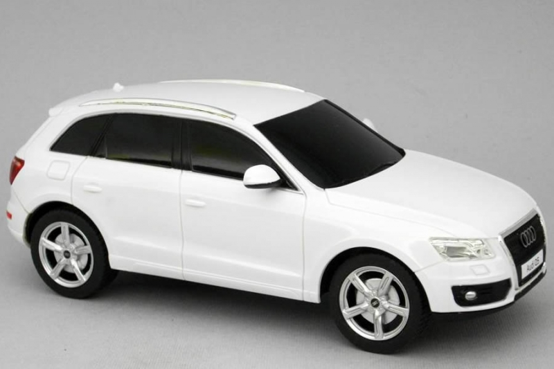 Audi Q5 teleghidat, Scara 114