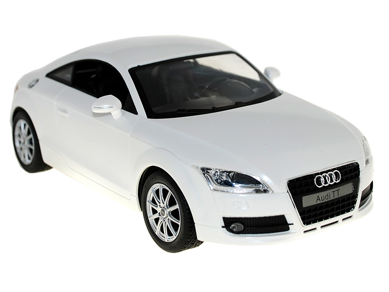 Audi TT cu telecomanda, Scara 114