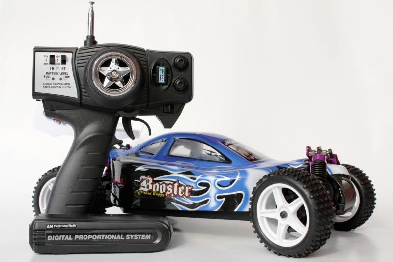 Buggy 4x4 Offroad XSTR, Scara 110