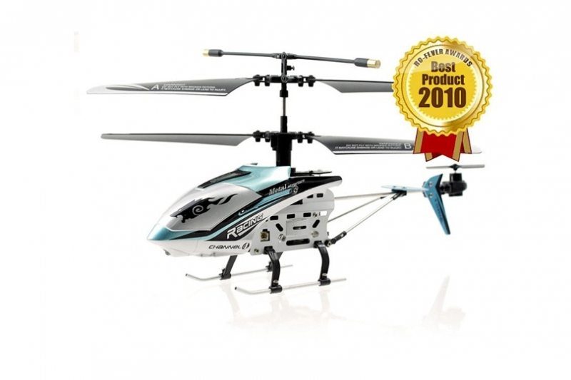 CEL MAI RAPID Elicopter - Drift King, 4 canale, cu Gyro, de interior