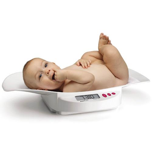 """Детские электронные весы Laica  """"Я расту.  MD6141."""