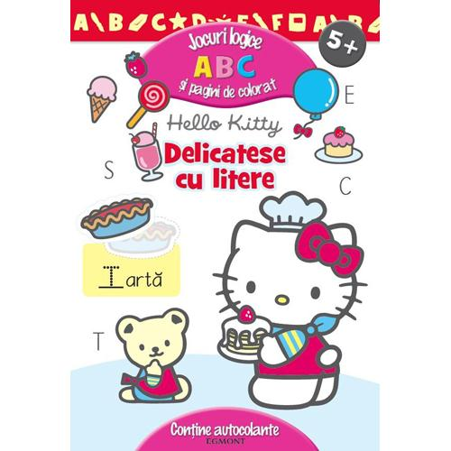 Carte Hello Kitty - Delicatese cu Litere