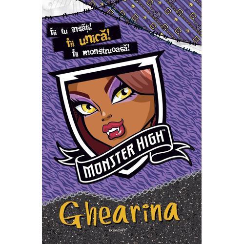 Carte Monster High Ghearina