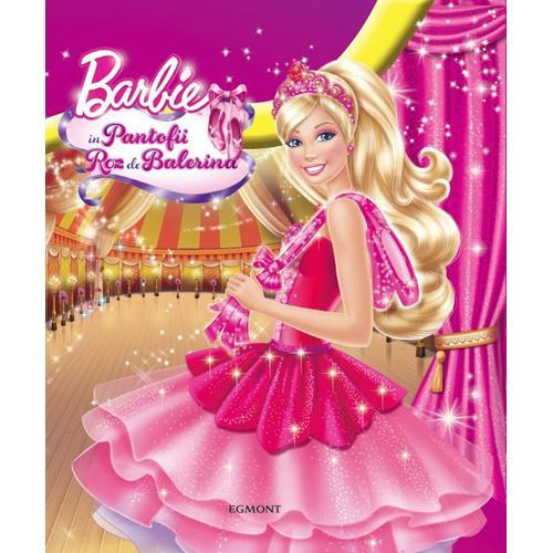 Carte de Povesti Barbie in Pantofii Roz de Balerina