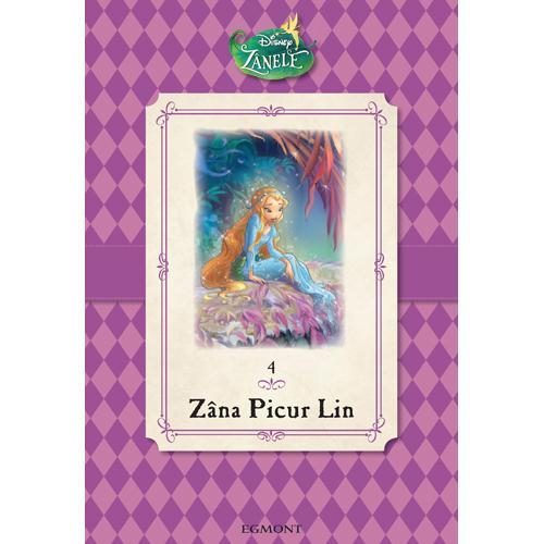 Carte de Povesti Zana Picur Lin