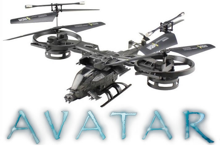 Elicopter AVATAR YD-711, 2,4GHz, 4 canale