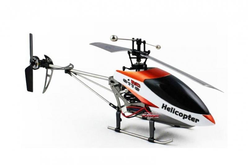 Elicopter DH-9116, 4 canale, 2.4 GHz cu UN SINGUR ROTOR