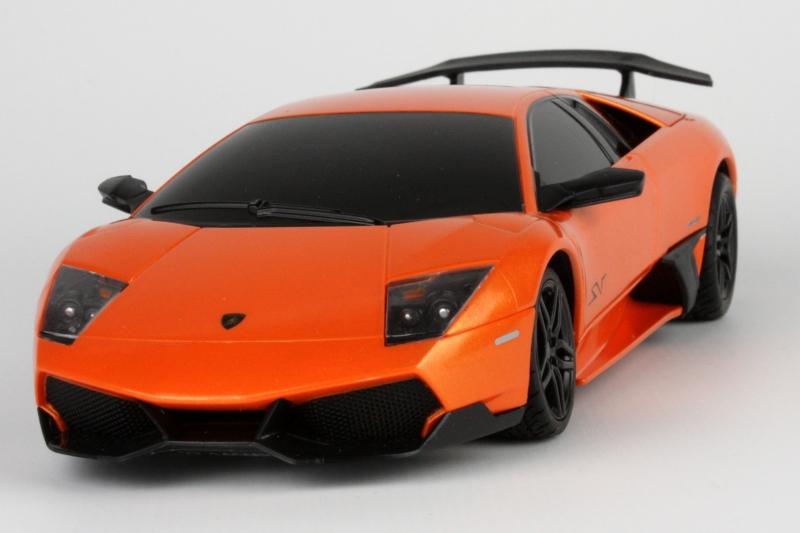 Lamborghini Murcielago cu telecomanda, Scara 124