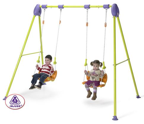 Leagan pentru copii Junior Double Swing Injusa