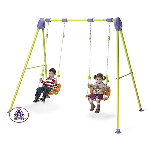 Leagan copii Junior Double Swing Injusa