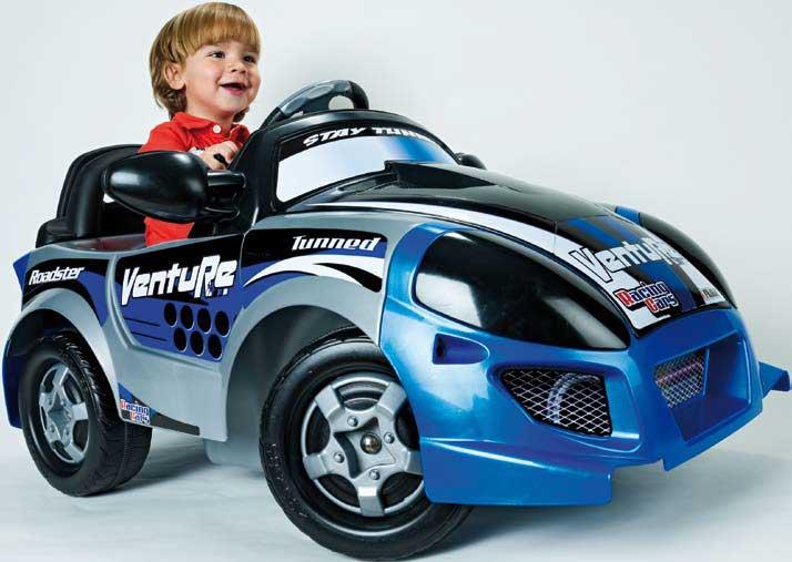 Masinuta electrica Roadster Venture 6V