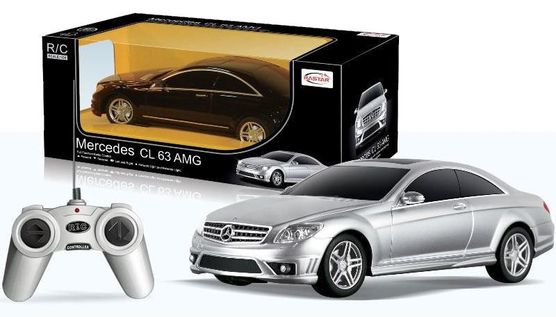 Mercedes CL Teleghidat, Scara 124