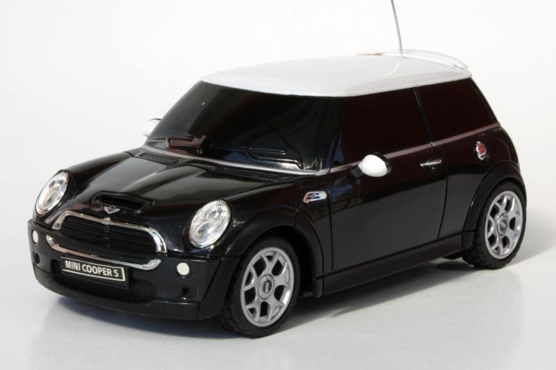Mini Cooper cu Radio Comanda, Scara 124