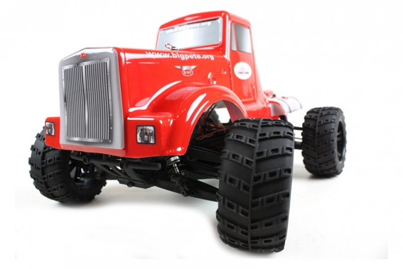 Monster Truck Himoto 2,4GHz, Scara 1:10 - model Big Pete