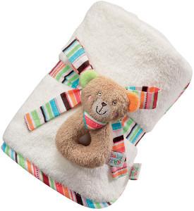 Paturica Teddy cu ursulet
