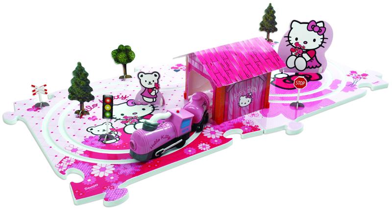 Primul meu trenulet electric - Hello Kitty