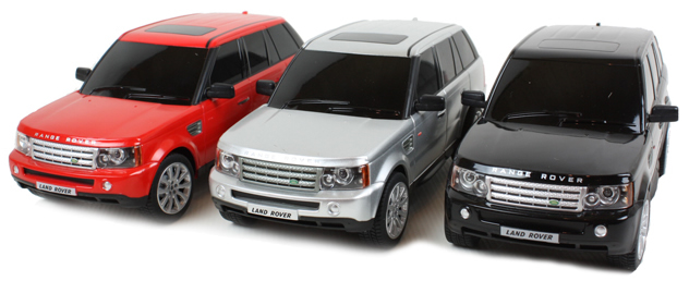 Range Rover Sport cu Telecomanda, Scara 124