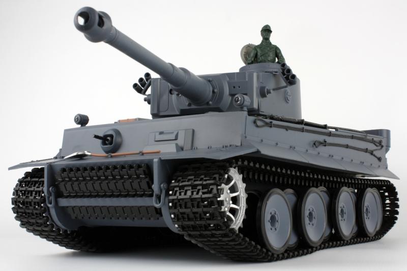 Tanc German Tiger, Airsoft - numai pentru adulti